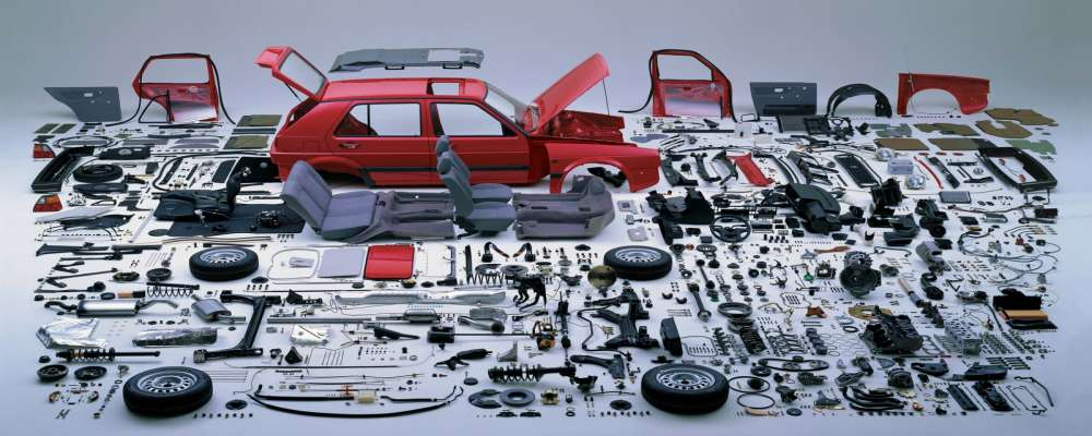 Barely used auto parts for Castle honda service